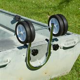 Adjustable dimensions of the boat and canoe dolly