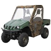 Camo UTV Cab Enclosure