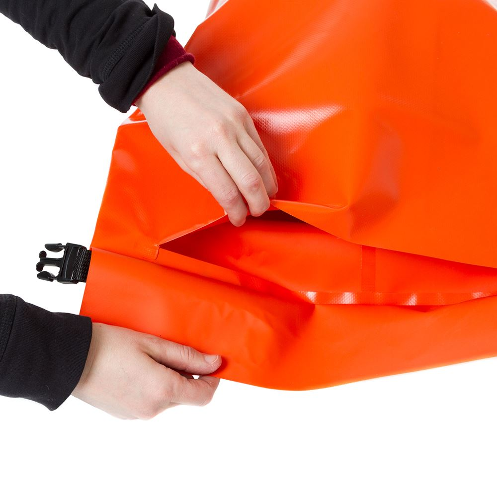 Dry bag opening