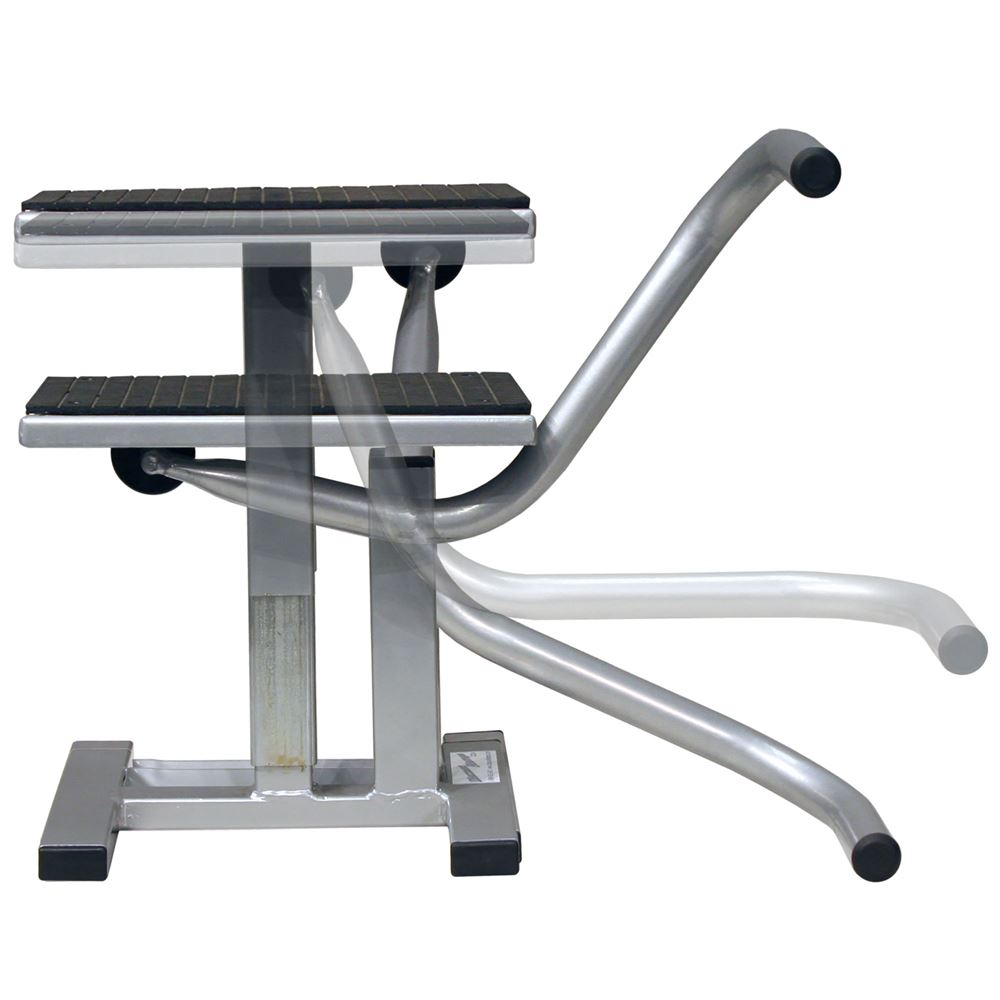 MX stand lifting motion