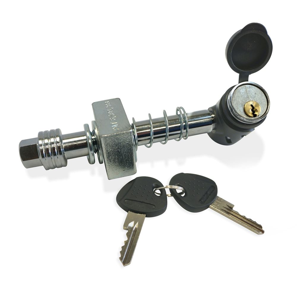 Locking Silent Hitch Pin