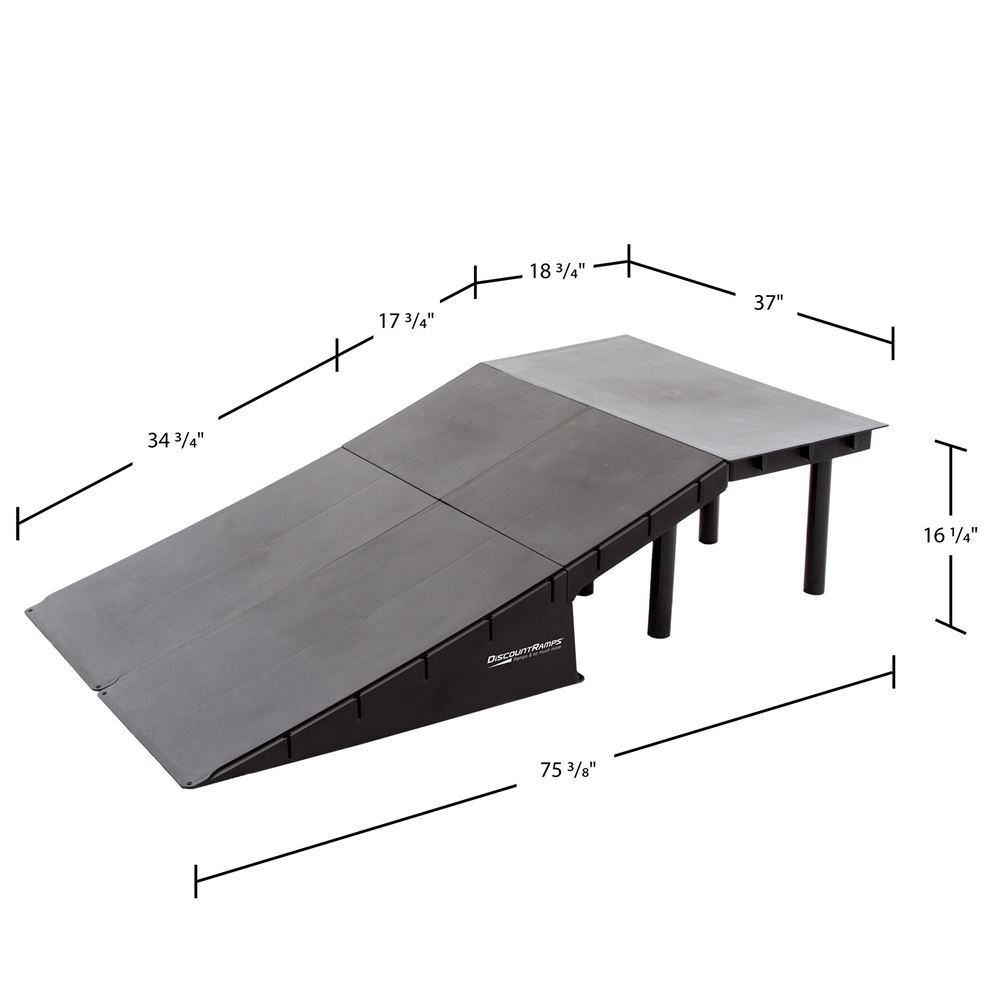 5-Piece Double Launch Ramp Kit