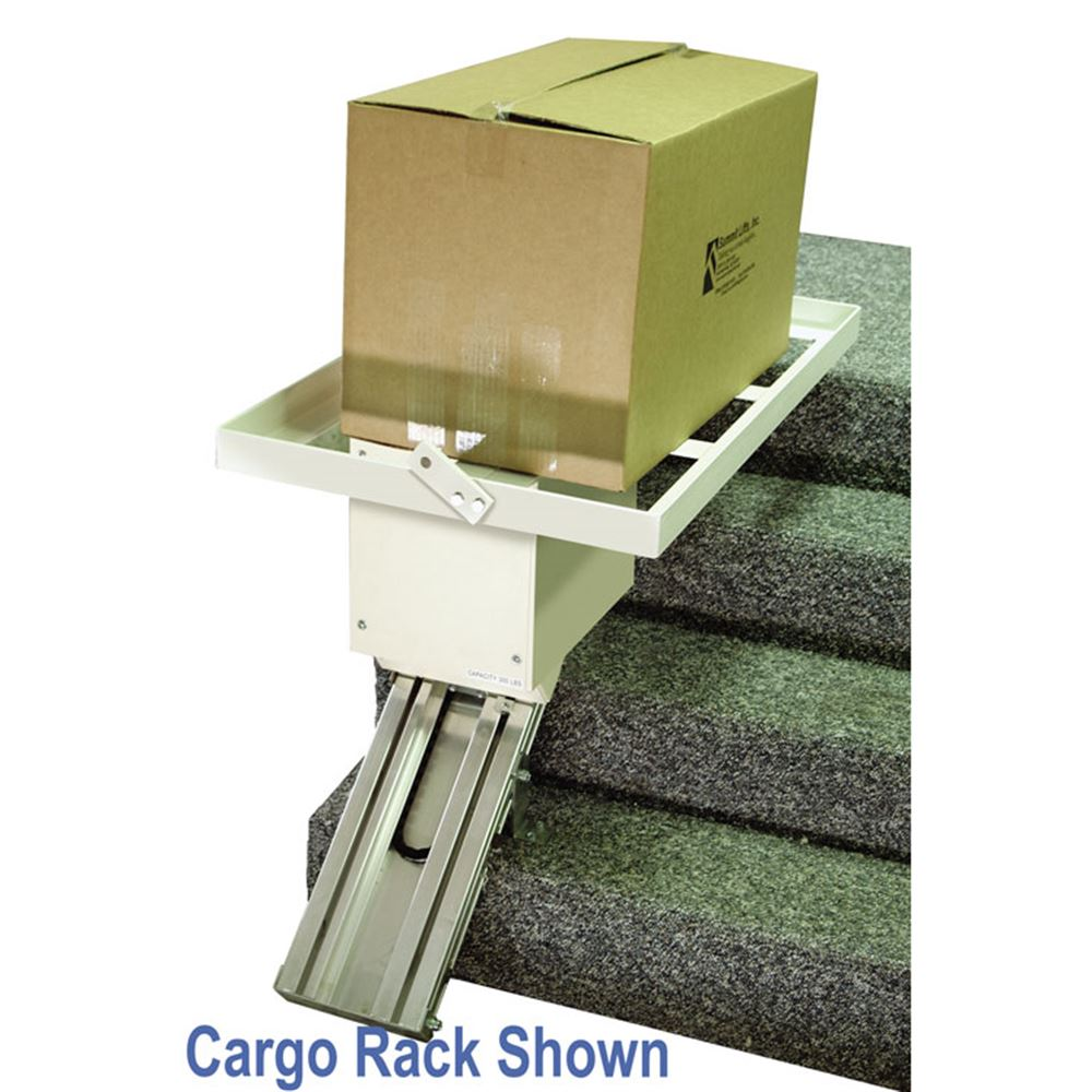 Cargo Rack - Replaces seat (not available on SL500HD units)