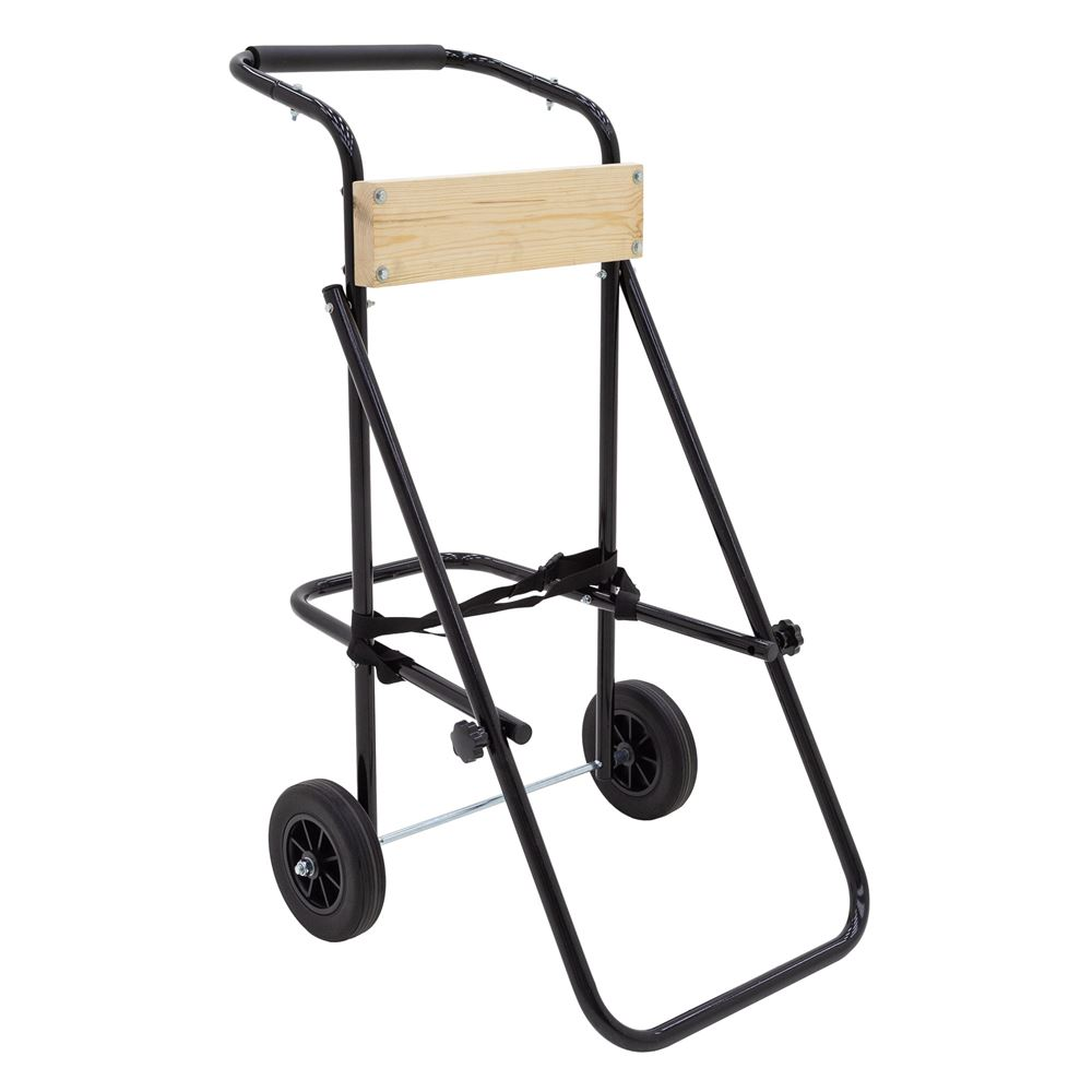 Medium Duty Outboard Motor Carrier Cart Stand For Medium Sized Outboard Boat Motors Up To 130