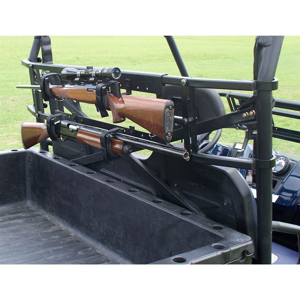 Power-Ride UTV / Golf Cart Gun Rack by Great Day