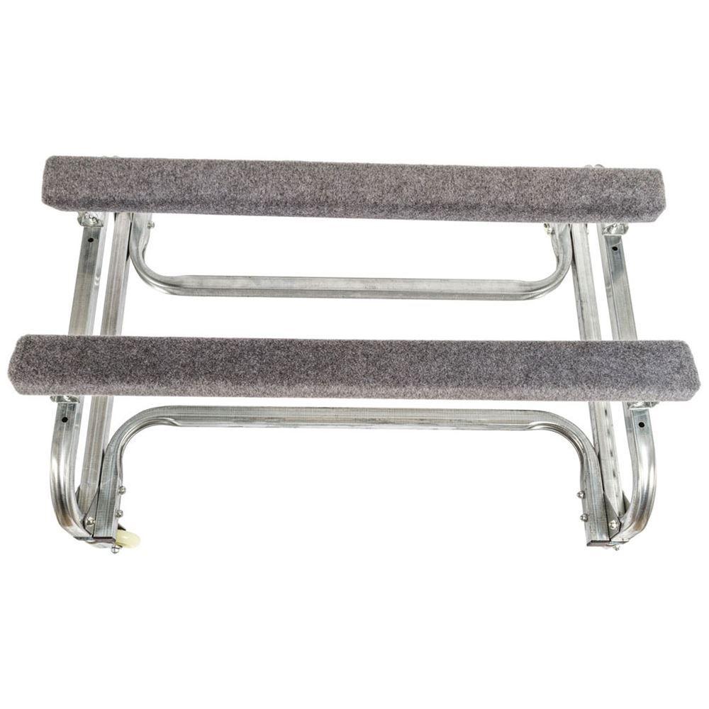 Adjustable bunk boards