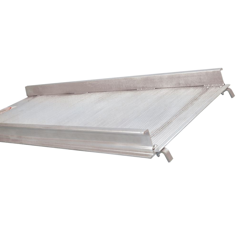 "Magliner 29"" W Hook-End Aluminum Walk Ramps"